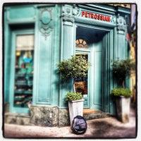 Photo taken at Le 144 - Restaurant Petrossian by Benoît D. on 9/25/2015