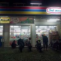 Photo taken at Indomaret RE Martadinata (Samping dago kota Sukabumi) by Bombom S. on 7/24/2013
