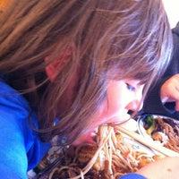 Photo taken at Big Wok Mongolian BBQ by Lisa T. on 3/22/2013