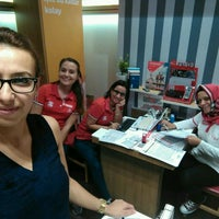 Photo taken at Vodafone Cep Merkezi by Gülçin . on 9/20/2016