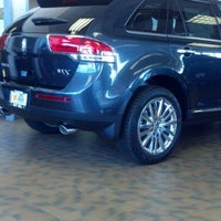 Photo taken at Art Hill Ford by Tristan M. on 11/13/2012