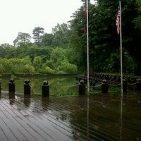 Photo taken at Gerai Bawah Pokok, Taman Tasik Perdana. by Tita C. on 10/27/2012