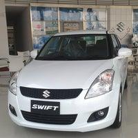 Photo taken at Suzuki Automobile Ayutthaya by Yaowaluk J. on 4/2/2013