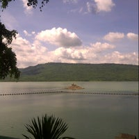 Photo taken at Lam Takong Dam by Yaowaluk J. on 9/26/2012