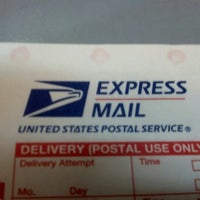 Photo taken at US Post Office by Edward M. on 12/20/2012