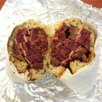 Photo taken at Jeff's Gourmet Sausage Factory by Chris H. on 4/5/2013
