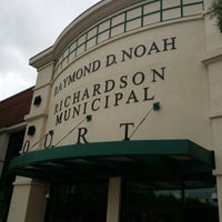 Photo taken at City Of Richardson Municipal Court by Keegan R. on 5/12/2014