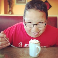 Photo taken at Moni's Restaurant by Alyce R. on 5/6/2013