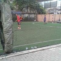 Photo taken at De Futsal by Wachidin M. on 9/7/2013
