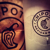 Photo taken at Chipotle Mexican Grill by Brad M. on 12/4/2012