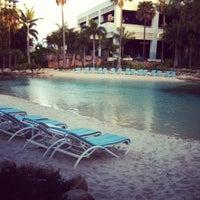 Photo taken at Lagoon & Pool by Danielle C. on 10/25/2012