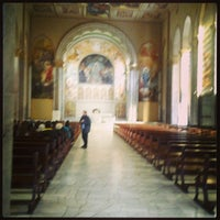 Photo taken at Igreja São Pelegrino by Cliquet D. on 7/16/2013