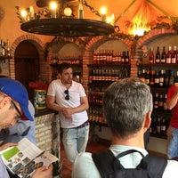 Photo taken at Al Grappolo d'Uva by Ungi on 10/3/2014