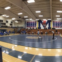 Photo taken at Samuel F. B. Morse High School by Brian B. on 1/22/2015