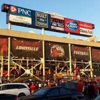 10/10/2013にShawn R.がCardinal Stadiumで撮った写真