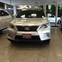 Photo taken at Bay Ridge Lexus by Amanda on 11/24/2012