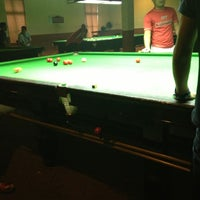 Photo taken at Snooker Era Jaya by Muhammad Z. on 1/4/2013