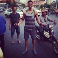Photo taken at Ben Thanh Night Market by Muhammad Z. on 3/7/2014