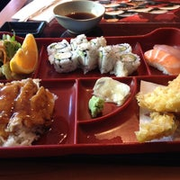 Photo taken at Sushi Bang by Kezia A. on 9/15/2012