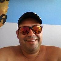 Photo taken at clube da caixa by José Thiago Gomes B. on 2/17/2015