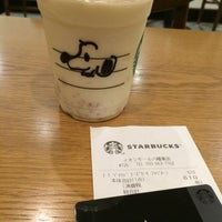 Photo taken at Starbucks by macotsu on 6/16/2016