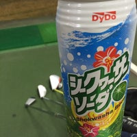 Photo taken at ゴルフウエスポ by macotsu on 11/6/2014