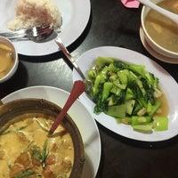Photo taken at Haji Sharin Low Seafood Restaurant by Sera N. on 2/15/2016