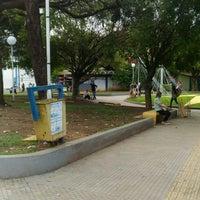 Photo taken at Praça Coronel Ribeiro by Degmar M. on 12/12/2016