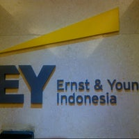Photo taken at Ernst & Young Indonesia (EY) by Hyewon K. on 10/1/2013