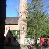 Photo taken at Burg Schwaneck by Victoria P. on 5/5/2013