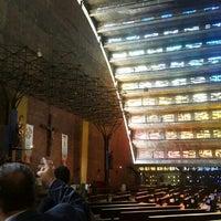 Photo taken at Iglesia El Rosario by Raymond V. on 6/2/2016