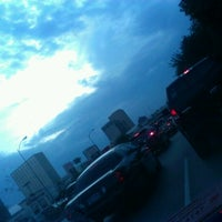 Photo taken at Intersection of Westheimer & 610 West Loop by Abby C. on 9/27/2012