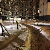 Photo taken at STUWO Vorgartenstraße by Felipe B. on 1/17/2013