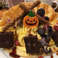Photo taken at ココス 宇都宮鶴田店 by 赤髪 on 10/29/2017