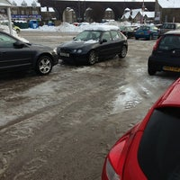 Photo taken at Waitrose by John B. on 1/26/2013