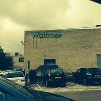 Photo taken at Waitrose by John B. on 6/15/2013