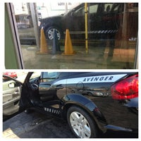 Photo taken at Evergreen Car Wash by Nini D. on 3/29/2013