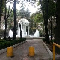 Foto tomada en Parque México por Nardiuxxer O. el 4/11/2013