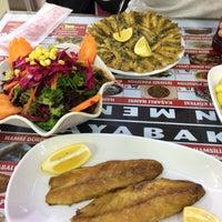 Photo taken at Ayabakan Balık Pişirme Evi by Melisa G. on 3/12/2017