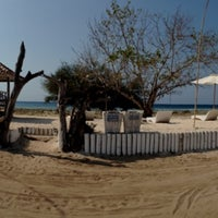 Photo taken at Gili Eco Villas by Charlotte D. on 10/2/2014