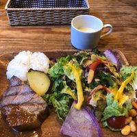 4/17/2018 tarihinde Atsushi I.ziyaretçi tarafından Muromachi cafe 3+5 - 室町カフェはち'de çekilen fotoğraf