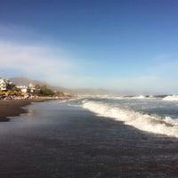Foto tomada en Playa del Peñoncillo por Vy B. el 8/14/2015