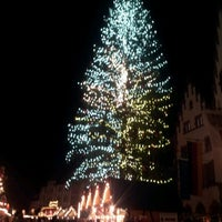 Photo taken at Frankfurter Weihnachtsmarkt by Christian W. on 12/13/2012