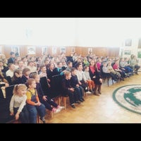 "Photo taken at дитячий будинок ""Малятко"" by Настасья💎 on 11/27/2015"
