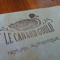 Photo taken at Le Canard Goulu by Stéphane B. on 11/7/2012