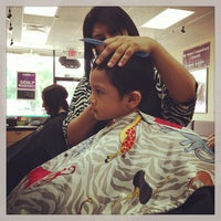 Photo taken at Supercuts by Michael H. on 5/19/2013