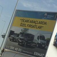 Photo taken at ERMAT ÇİĞLİ by Sinan D. on 5/3/2018