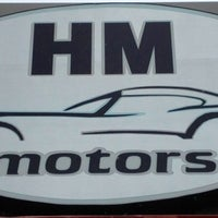 Photo taken at HM Motors by Audie on 6/11/2013