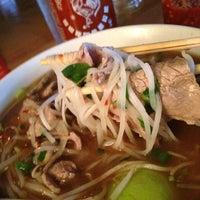 Photo taken at So Ba Vietnamese Restaurant by Liz T. on 6/2/2013