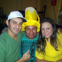Photo taken at Pagode dos Amigos by Marcela X. on 2/13/2013